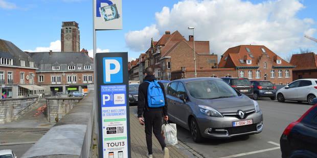 Tournai: Voici les jours où le contrôle de stationnement sera suspendu - La DH