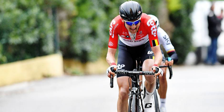 Paris-Nice: Tim Wellens confiant avant le week-end fatidique
