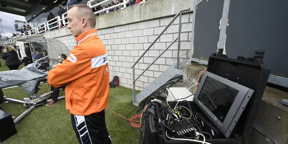 Les techniciens en charge du VAR se sont trompés de câbles avant Eupen-Mouscon