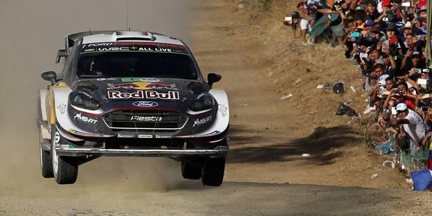 WRC : Le Français Sébastien Ogier remporte le Rallye du Mexique, Thierry Neuville 6e - La DH