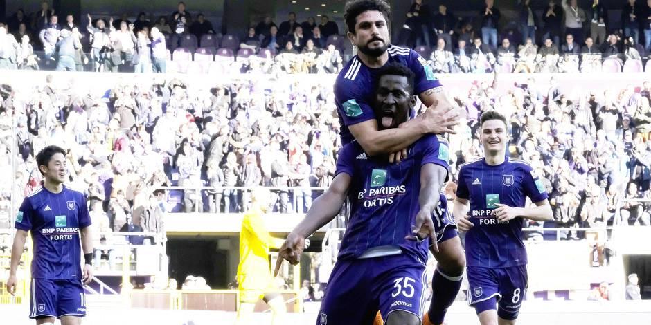 Anderlecht croit toujours au titre et compte sur... le Standard !