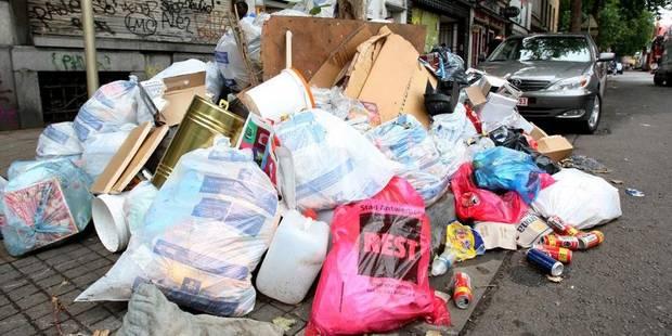 Bruxelles-Ville : 13 taxes par jour en matière de propreté - La DH