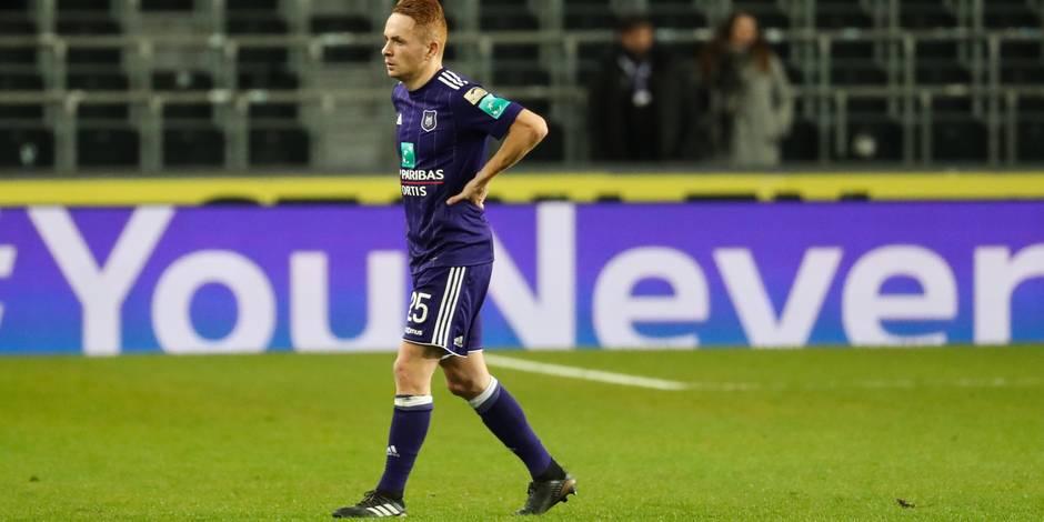Anderlecht refuse les trois matches proposés à Adrien Trebel