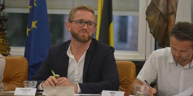 Leuze : Hervé Cornillie quittera son siège le 31 mars - La DH