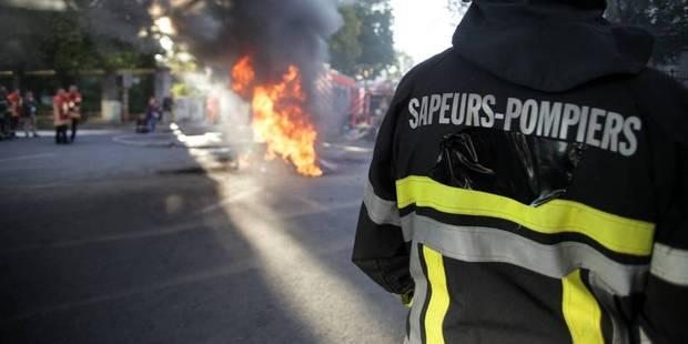 Nivelles: Quatre voitures détruites dans un incendie volontaire - La DH