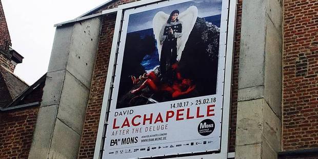Expos à Mons: retour économique insuffisant pour Bouchez - La DH
