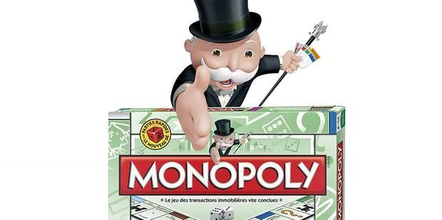 34% des Wallons trichent au Monopoly - La DH