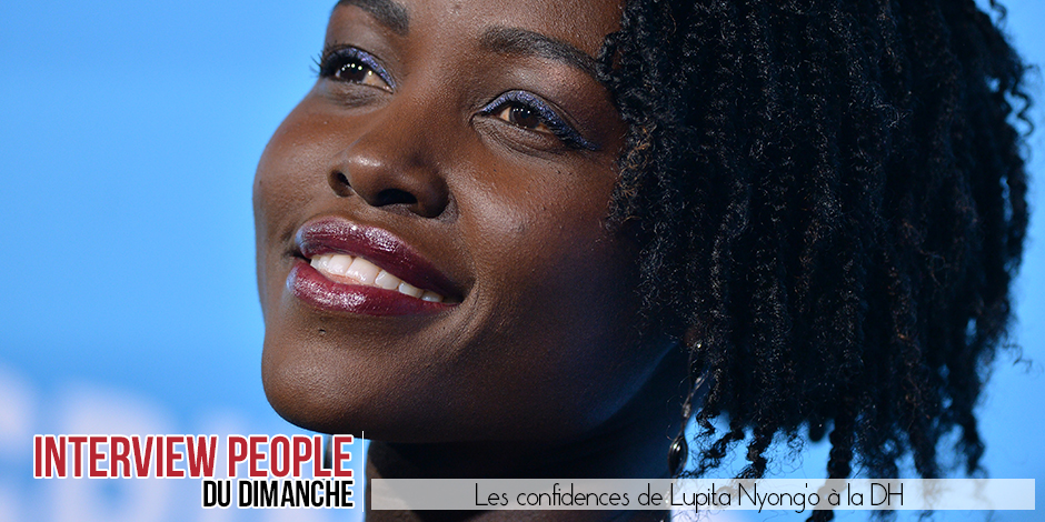 Lupita Nyong'o, guerrière d'élite