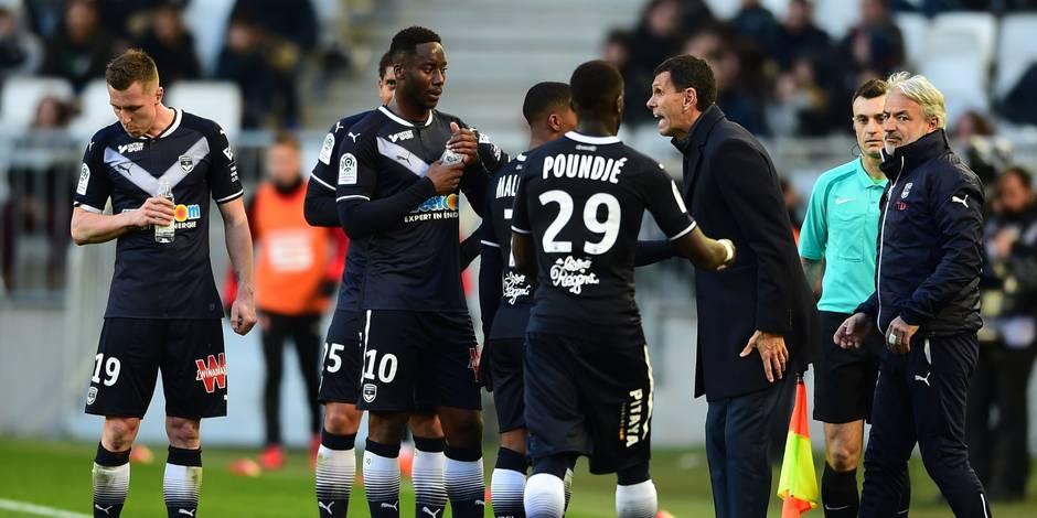Les Girondins de Bordeaux à vendre?