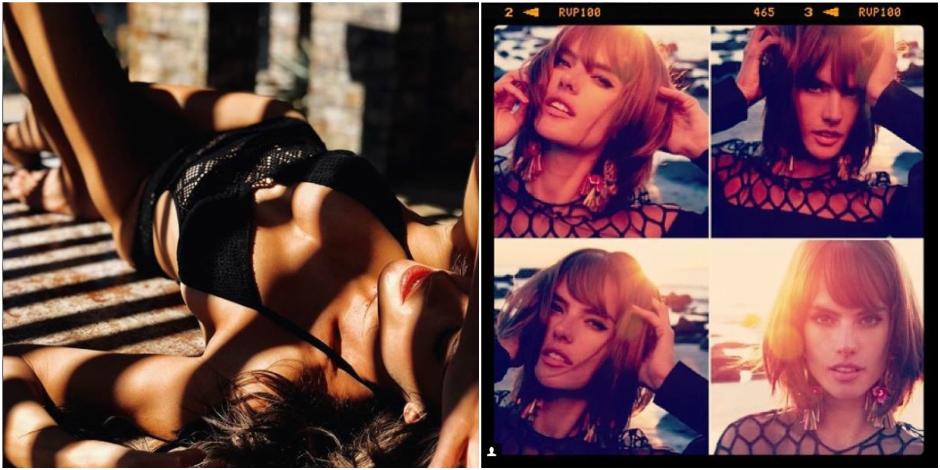 Alessandra Ambrosio, célibataire sexy
