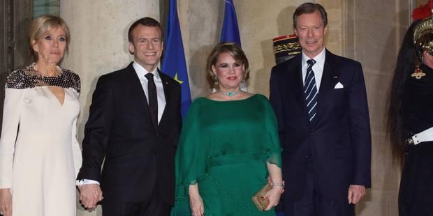 Le Grand-Duché du Luxembourg débarque à Paris - La DH