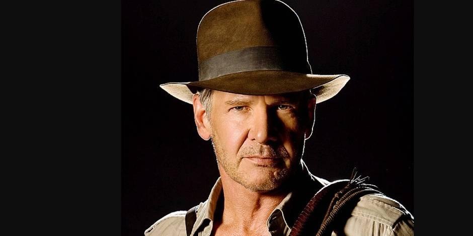 Harrison Ford va renfiler sa bonne vieille panoplie d'Indiana Jones