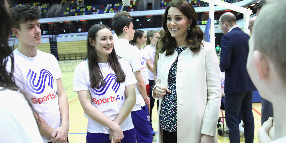 Kate Middleton : dernière sortie officielle et accouchement imminent selon le prince William !