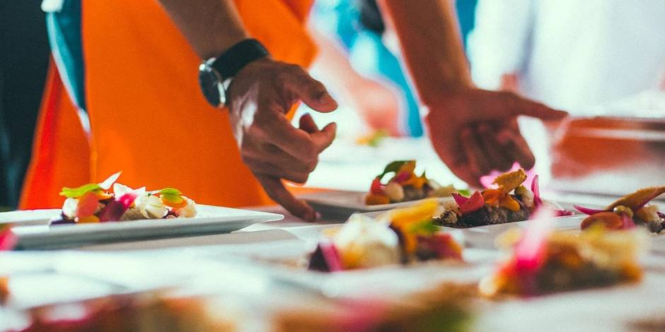 Dans le namurois, 8 restaurants feront le printemps