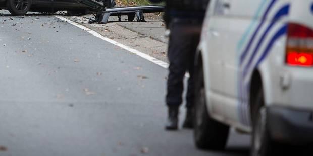 Une dame perd la vie dans un accident de la route à Philippeville - La DH