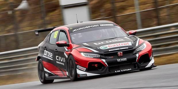 WTCR: Benjamin Lessennes remplace Tiago Monteiro chez Boutsen Ginion Racing - La DH