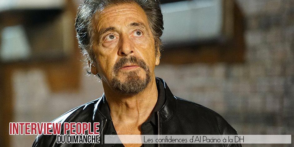 Al Pacino: un demi-siècle sur les plateaux