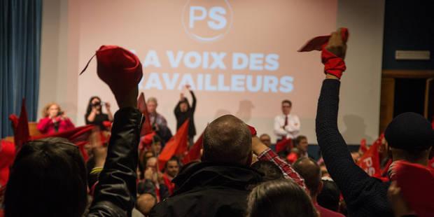 La liste socialiste se met peu à peu en place à Charleroi - La DH