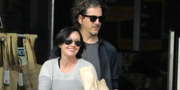 Shannen Doherty : après son cancer, l'actrice retrouve la sérénité avec son mari - La DH
