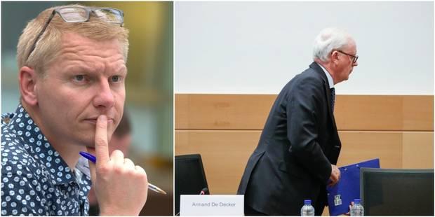 Kazakhgate : Gilkinet (Ecolo) demande qu'Armand De Decker soit déchu de son titre de ministre d'Etat - La DH