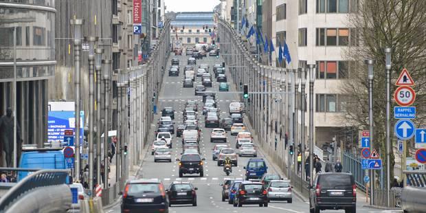 Absence de ceinture dans les autocars : moins de 10 PV par jour - La DH