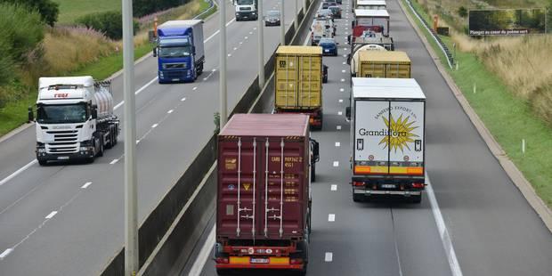 La Flandre à la traîne en matière de contrôles des bus et camions sur ses routes - La DH