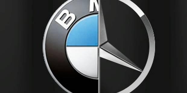 BMW et Daimler se marient pour le meilleur... de la mobilité! - La DH