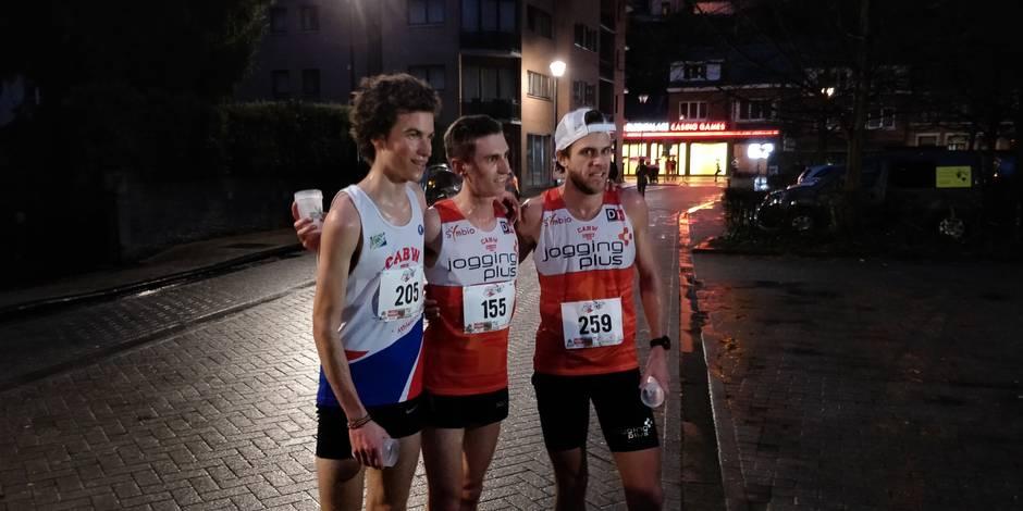 Dorian Boulvin remporte la 36ème Corrida de Dinant