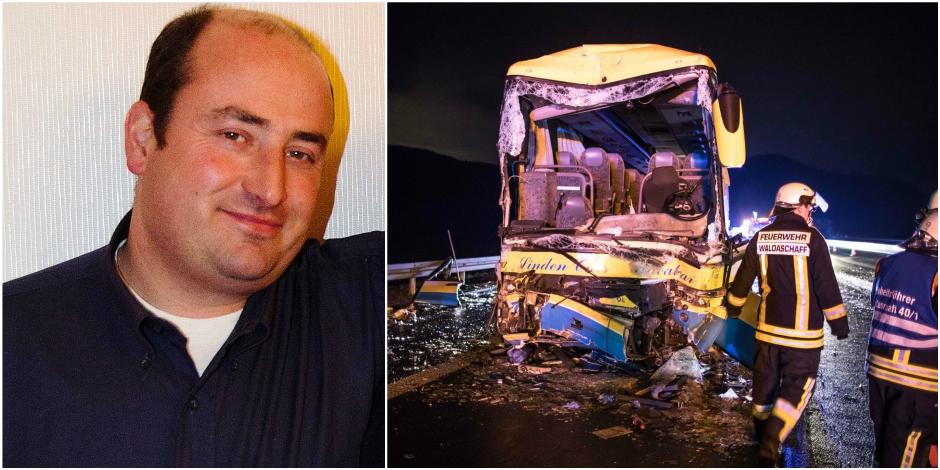 Un mort et plusieurs blessés dans un accident de car belge en Allemagne