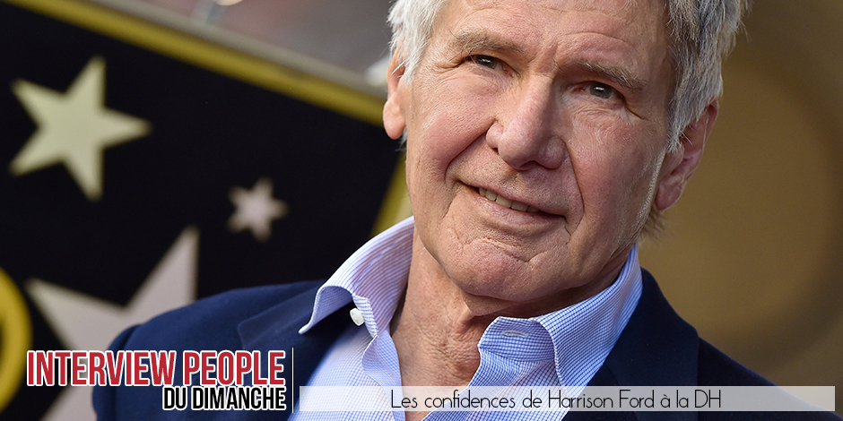Harrison Ford : un mec désespérément normal