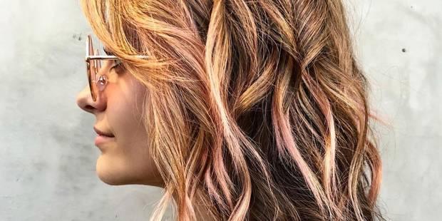 Coloration cheveux boucles paris