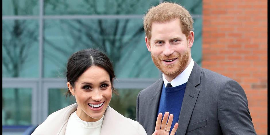 """Mariage de Meghan et Harry : 160 personnes """"obsédées"""" par la famille royale sous surveillance"""