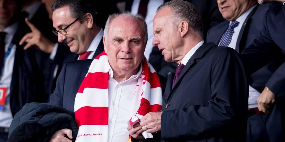 Championnat d'Allemagne: le Bayern a mis les bières au frais