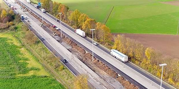 E42 Andenne-Daussoulx : reprise des travaux - La DH