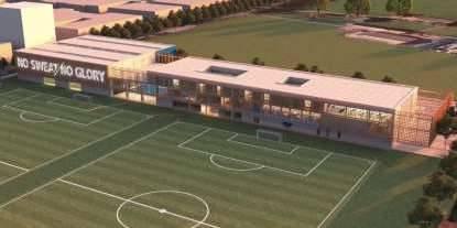 Jupiler Pro League: Le Club Bruges débutera début mai la construction d'un nouveau complexe d'entraînement - La DH
