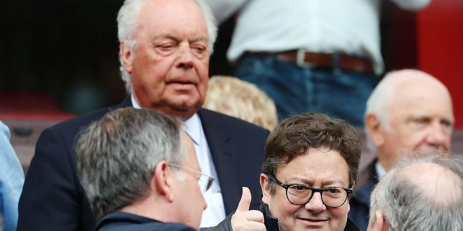 """Roger Vanden Stock sur licenciement de Van Holsbeeck: """"Herman? Vous savez ce que j'en pense…"""""""