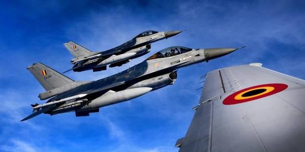 La force aérienne belge se situe en pleine crise - La DH