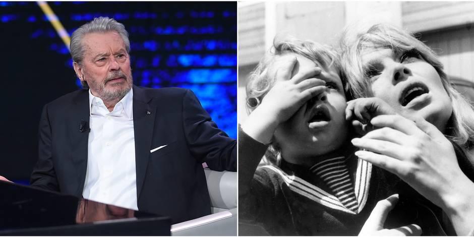 Alain Delon : Son fils présumé évoque sa vie rock'n'roll auprès de sa mère, la chanteuse Nico