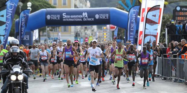 Semi-marathon de Nice: elle triche et monte sur le podium ! - La DH