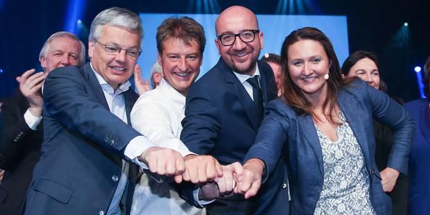 Bruxelles-Ville : Charles Michel et Gwendolyn Rutten présenteront la liste MR/Open-VLD - La DH