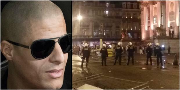 Emeutes à Bruxelles: 5 personnes condamnées à des peines de travail, le rappeur Benlabel acquitté - La DH