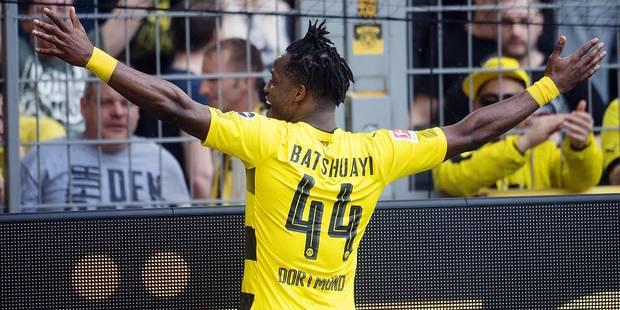 Batshuayi, vers un transfert définitif au Borussia? - La DH