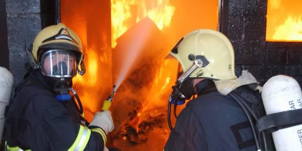 Incendie dans une maison de Mont-Saint-Guibert - La DH