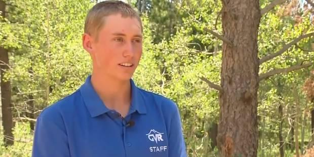 Déjà attaqué par un serpent et ours, Dylan, 20 ans, survit à l'attaque d'un requin - La DH