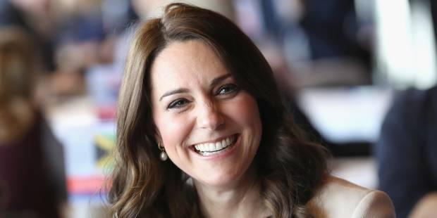 Kate Middleton est arrivée à la maternité - La DH