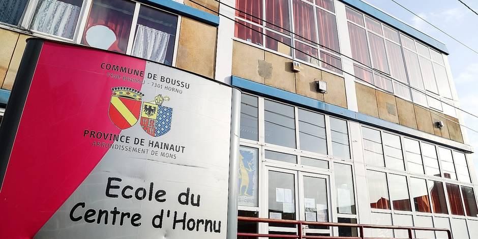 Boussu: les autorités communales auront leurs subsides pour construire une nouvelle école